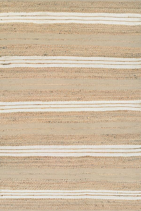 Natural, Ivory (7259-0343) Rustic / Farmhouse Area Rug