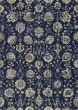 Product Image of Traditional / Oriental Navy, Cream (6337-5191) Area Rug