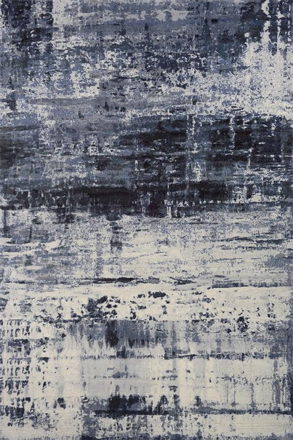 Slate (6362-6656) Abstract Area Rug