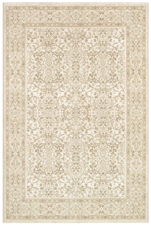 Champagne, Pearl (8960-0100) Traditional / Oriental Area Rug