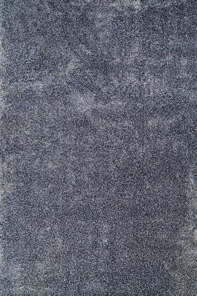 Navy, Grey (4311-0509) Solid Area Rug