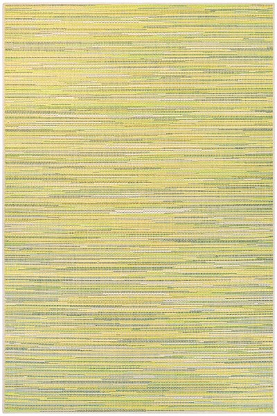 Sand, Sea Mist, Lemon (7847-1023) Casual Area Rug