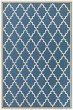 Product Image of Moroccan Azure, Sand (7881-1040) Area Rug