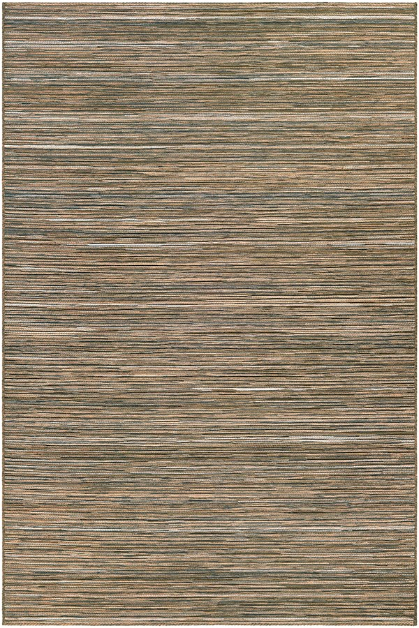 Brown, Ivory (1407-0029) Casual Area Rug