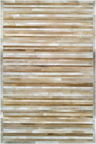 Beige, Brown (0027-0505) Contemporary / Modern Area Rug