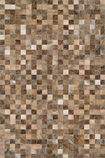Brown (3268-9017) Geometric Area Rug