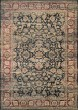 Product Image of Traditional / Oriental Black, Red, Oatmeal (1143-0330) Area Rug