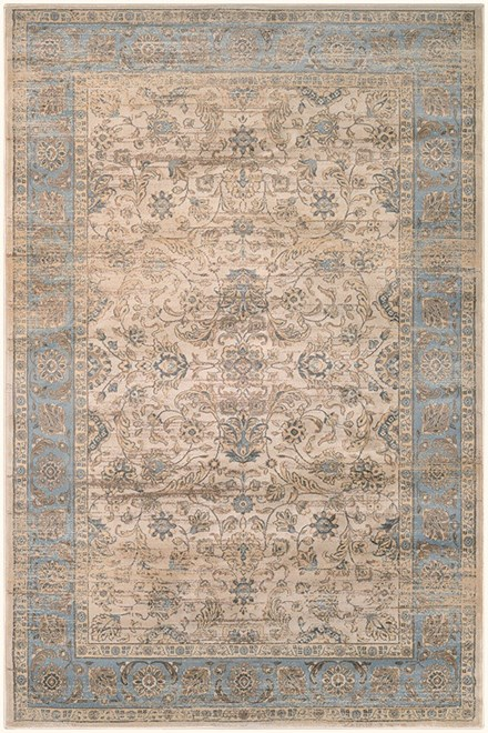 Couristan Zahara Embellished Blossom Rugs Rugs Direct