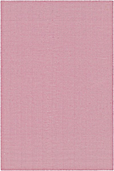 Pink, Ivory (4962-0734) Casual Area Rug