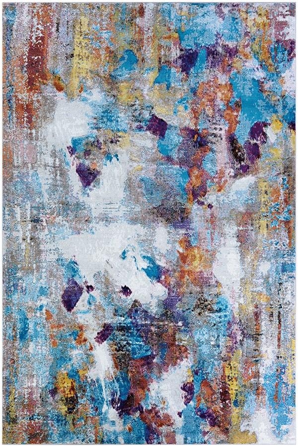 Oyster (AV30-0227) Abstract Area Rug
