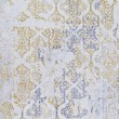 Product Image of Gold, Silver, Ivory (5179-0747) Vintage / Overdyed Area Rug