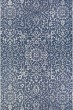 Product Image of Outdoor / Indoor Navy, Ivory (2329-6427) Area Rug