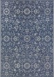Product Image of Navy, Ivory (2331-6427) Outdoor / Indoor Area Rug