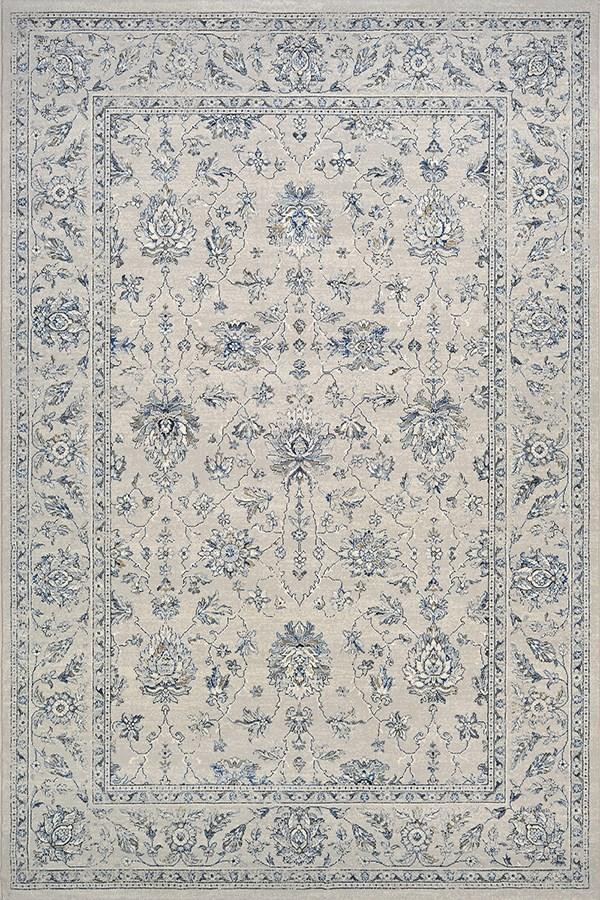 Grey (7142-9696) Traditional / Oriental Area Rug