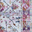 Product Image of Ivory, Purple, Blue Bohemian Area Rug