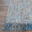 Product Image of Brown, Ivory, Blue (2363-3080) Casual Area Rug