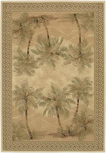 Everest Palm Tree arearugs