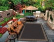 Product Image of Black, Cocoa (1681-2000) Bordered Area Rug