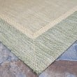 Product Image of Green, Natural (5526-1812) Outdoor / Indoor Area Rug