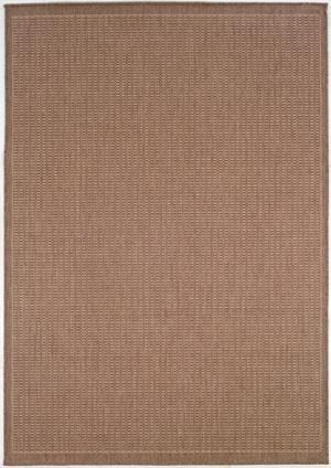 Cocoa, Natural (1001-1500) Outdoor / Indoor Area Rug