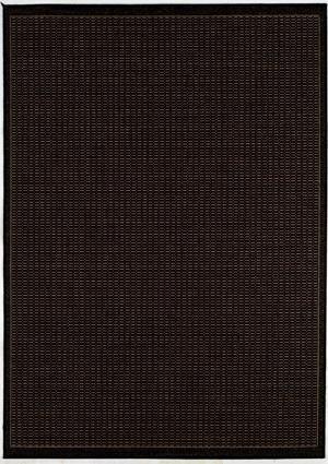 Black Cocoa (1001-2000) Outdoor / Indoor Area Rug