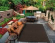 Product Image of Black Cocoa (1001-2000) Outdoor / Indoor Area Rug