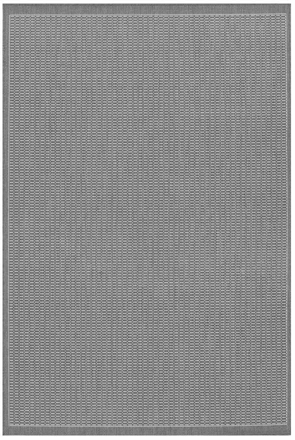 Grey, White (1001-3012) Outdoor / Indoor Area Rug