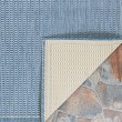 Product Image of Champagne, Blue (1001-1212) Outdoor / Indoor Area Rug