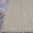 Product Image of Champage, Taupe (1001-2312) Outdoor / Indoor Area Rug
