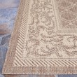 Product Image of Natural, Cocoa (1016-3000) Bordered Area Rug