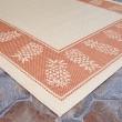 Product Image of Natural, Terra Cotta (1177-1112) Outdoor / Indoor Area Rug