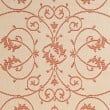 Product Image of Natural, Terra-Cotta (1583-1112) Traditional / Oriental Area Rug