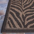 Product Image of Black, Cocoa (1514-0121) Outdoor / Indoor Area Rug