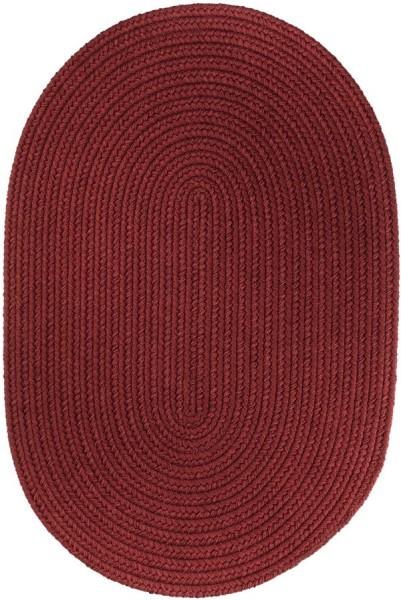 Colonial Red (T-005) Outdoor / Indoor Area Rug