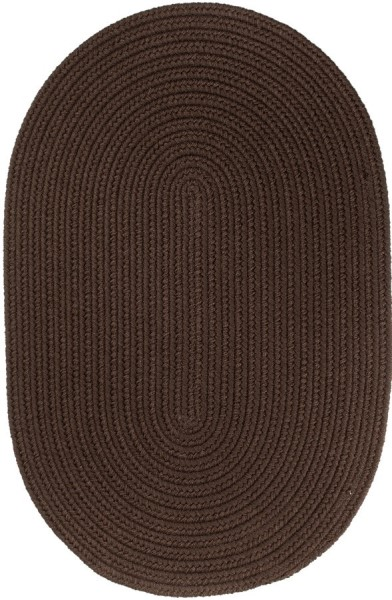 Brown (T-011) Outdoor / Indoor Area Rug