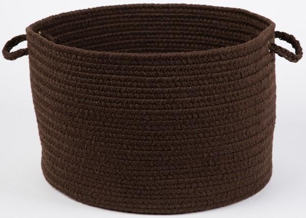 Brown (T-011) Outdoor / Indoor Area Rug