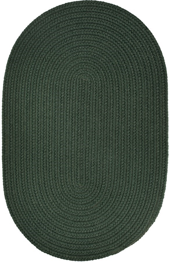 Spruce Green (T-018) Outdoor / Indoor Area Rug