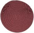 Product Image of Burgundy (T-022) Outdoor / Indoor Area Rug
