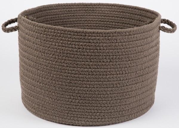 Dark Taupe (T-026) Outdoor / Indoor Area Rug