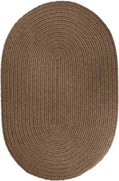 Brown Velvet (T-027) Outdoor / Indoor Area Rug