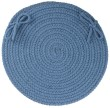 Product Image of Marina Blue (T-028) Outdoor / Indoor Area Rug