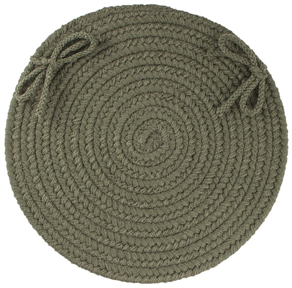 Dark Sage (T-029) Outdoor / Indoor Area Rug
