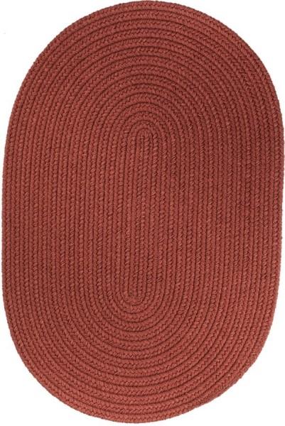 Terracotta (T-033) Outdoor / Indoor Area Rug
