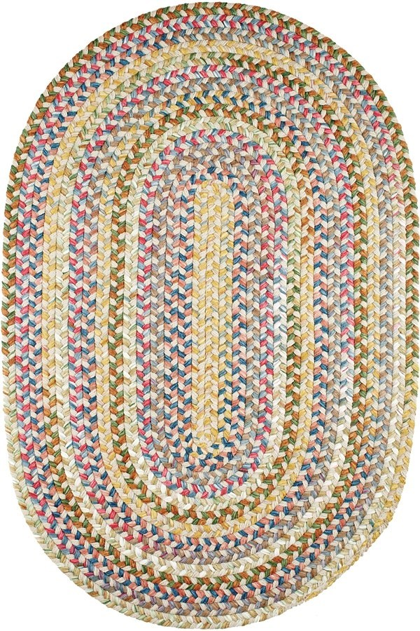 Champagne (CO-55) Country Area Rug