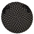 Product Image of Black Satin (MA-86) Outdoor / Indoor Area Rug