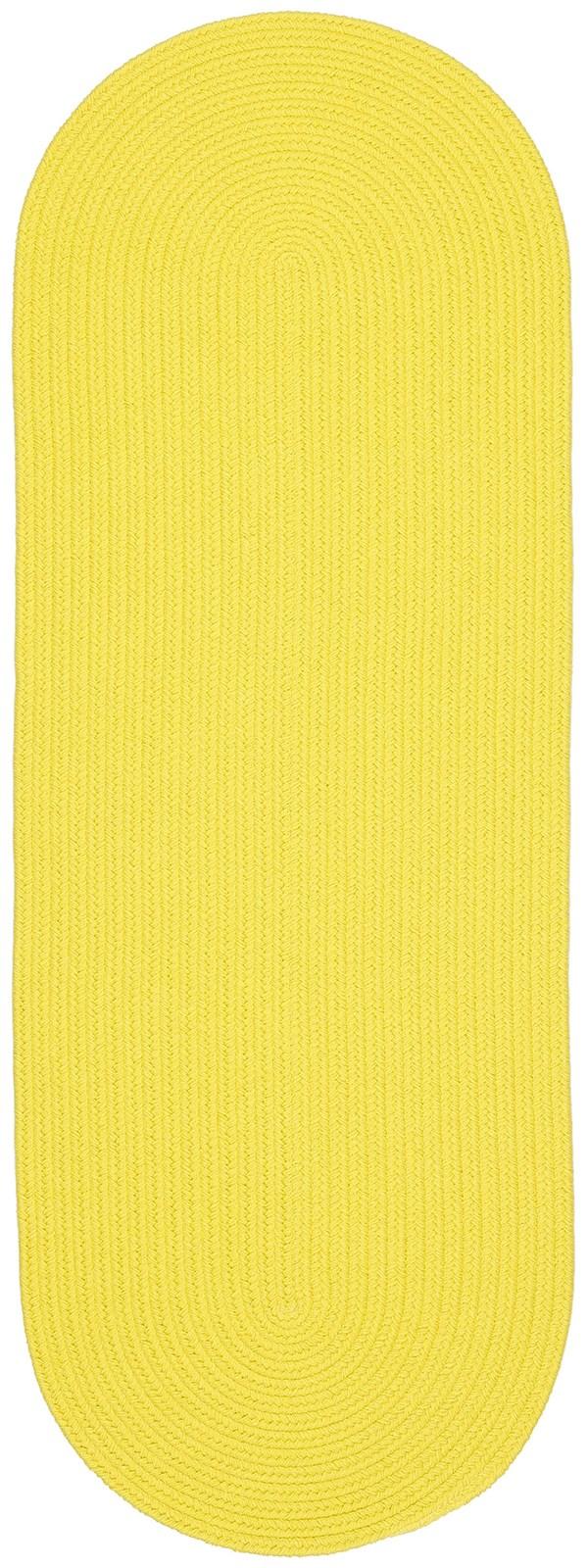 Yellow (14) Outdoor / Indoor Area Rug