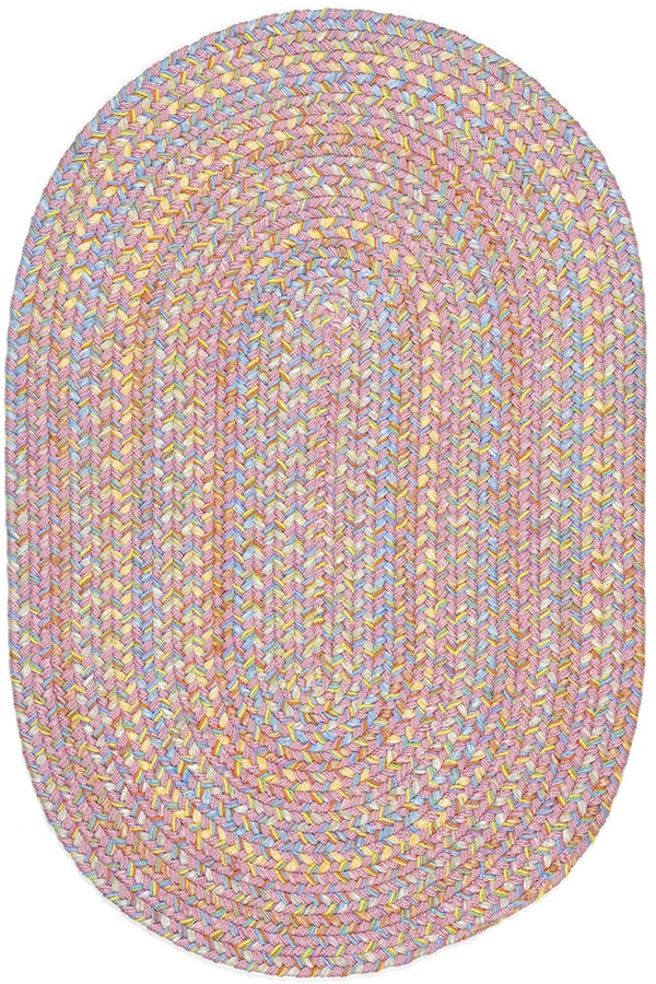 Pink (08) Country Area Rug