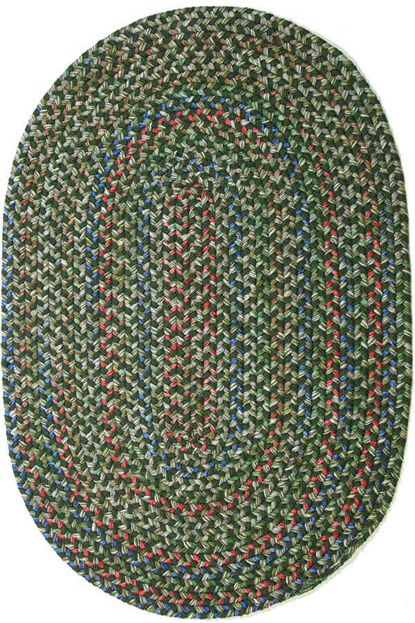 Sage (63) Country Area Rug