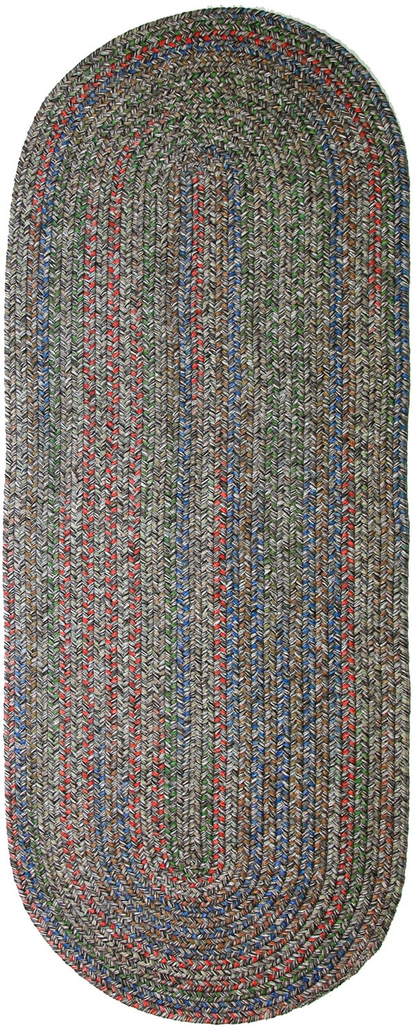 Graphite (85) Country Area Rug