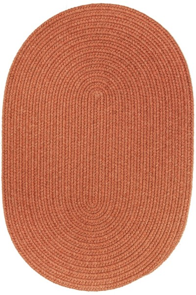 Terracotta (108) Country Area Rug